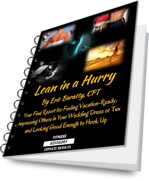 Lean-in-a-Hurry eBook 3D Cover